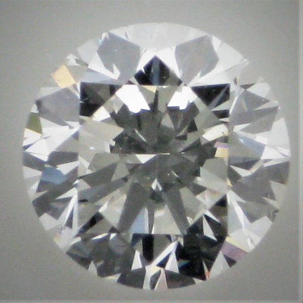 Loose Round Pre-Loved Diamond-0.69 carats