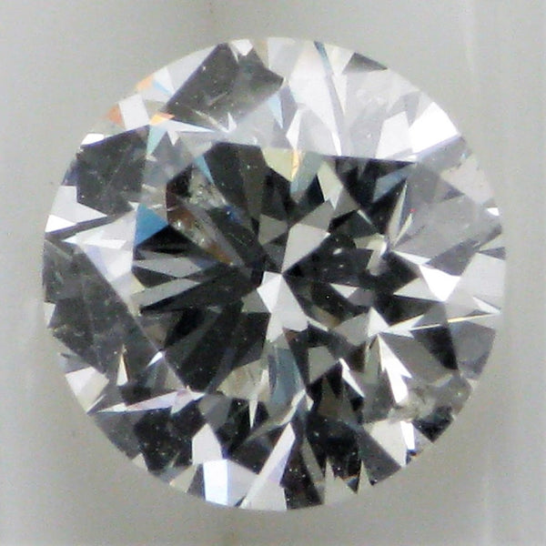Loose Round Pre-Loved Diamond - 0.87 carats
