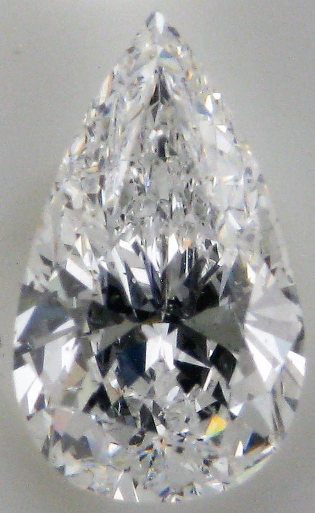 Loose Pear Shaped Pre-Loved  Diamond-1.08 carats