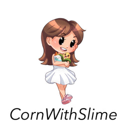 corn with slime