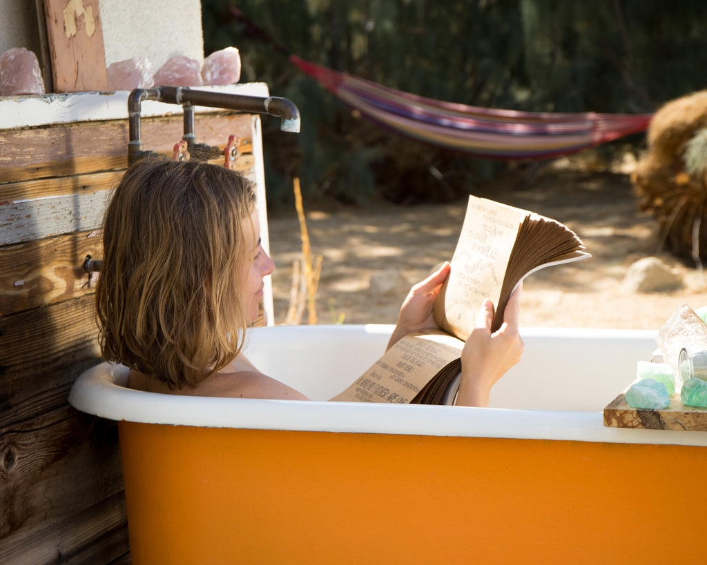 Bathtub Bucket List: Joshua Tree Edition