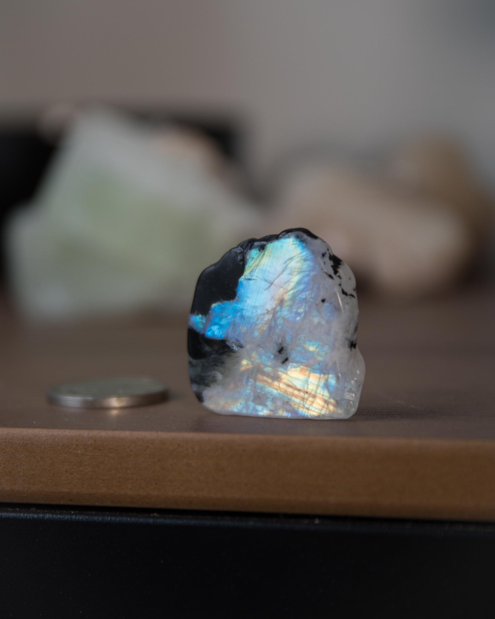 High Quality Moonstone - F
