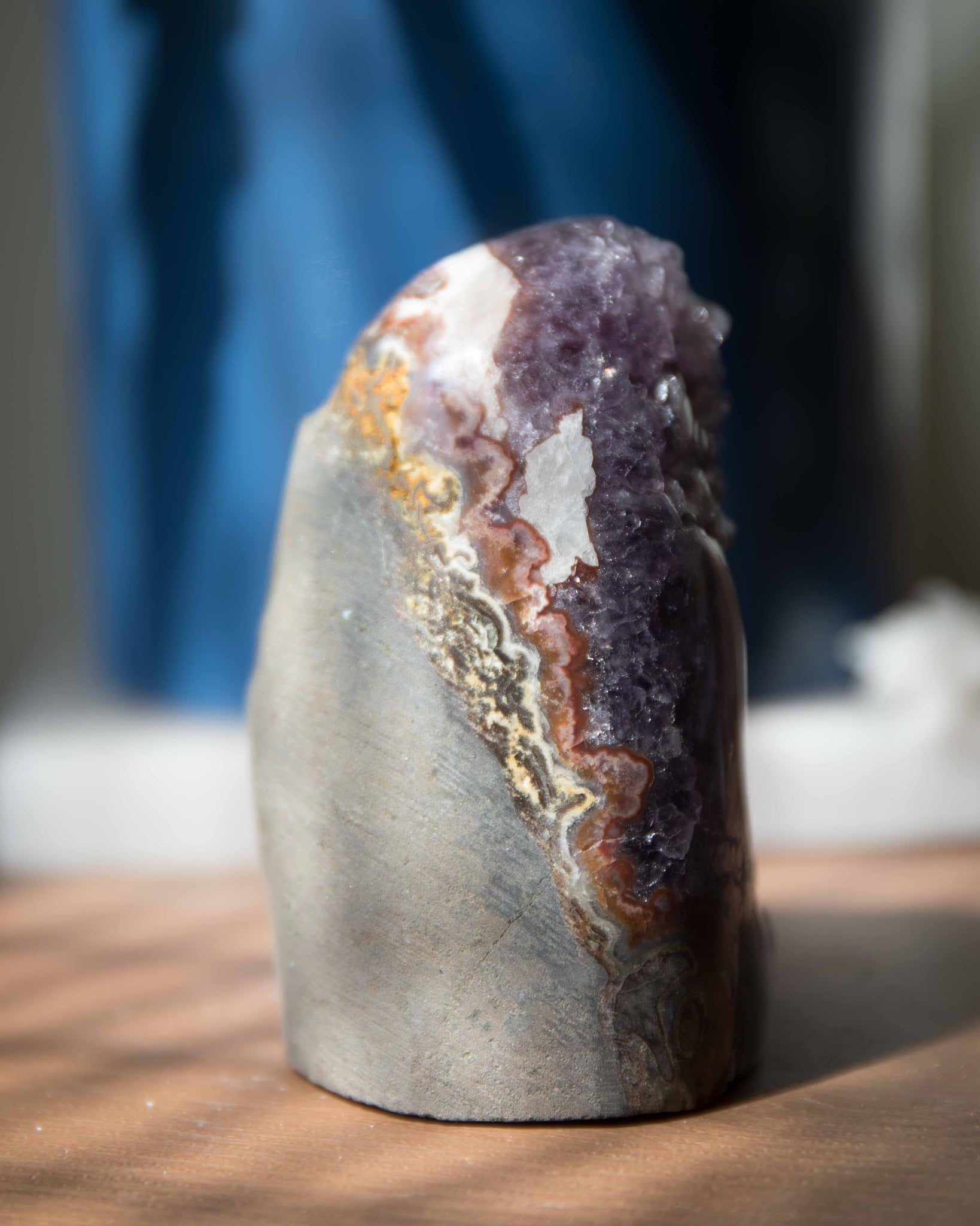 Medium Brazilian Amethyst