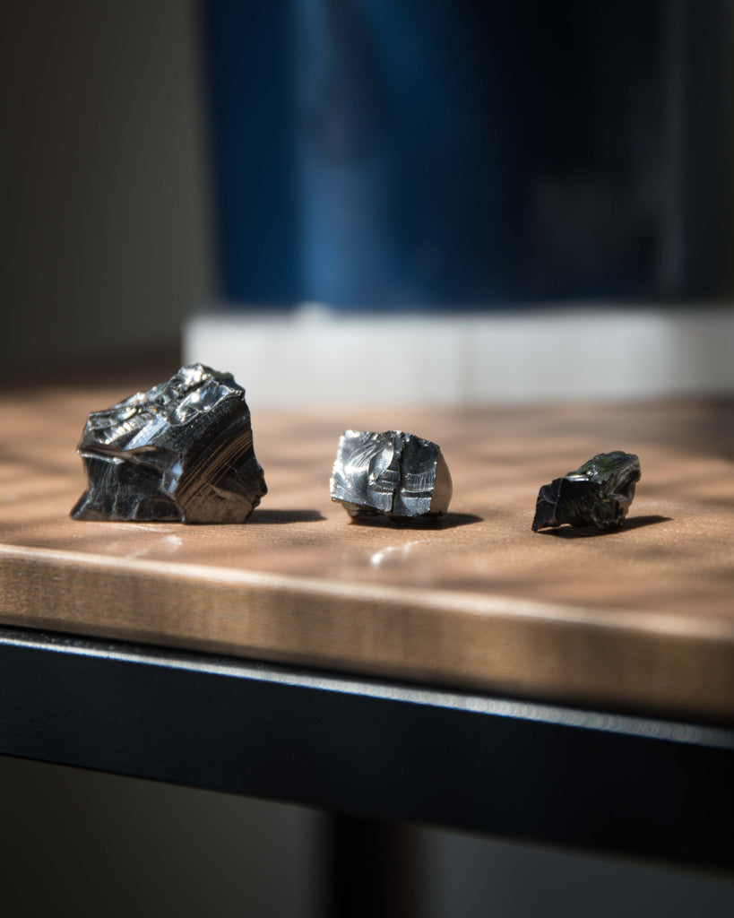 Raw Noble Shungite Piece