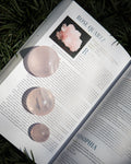 Jelly Rose Quartz Palm Stone