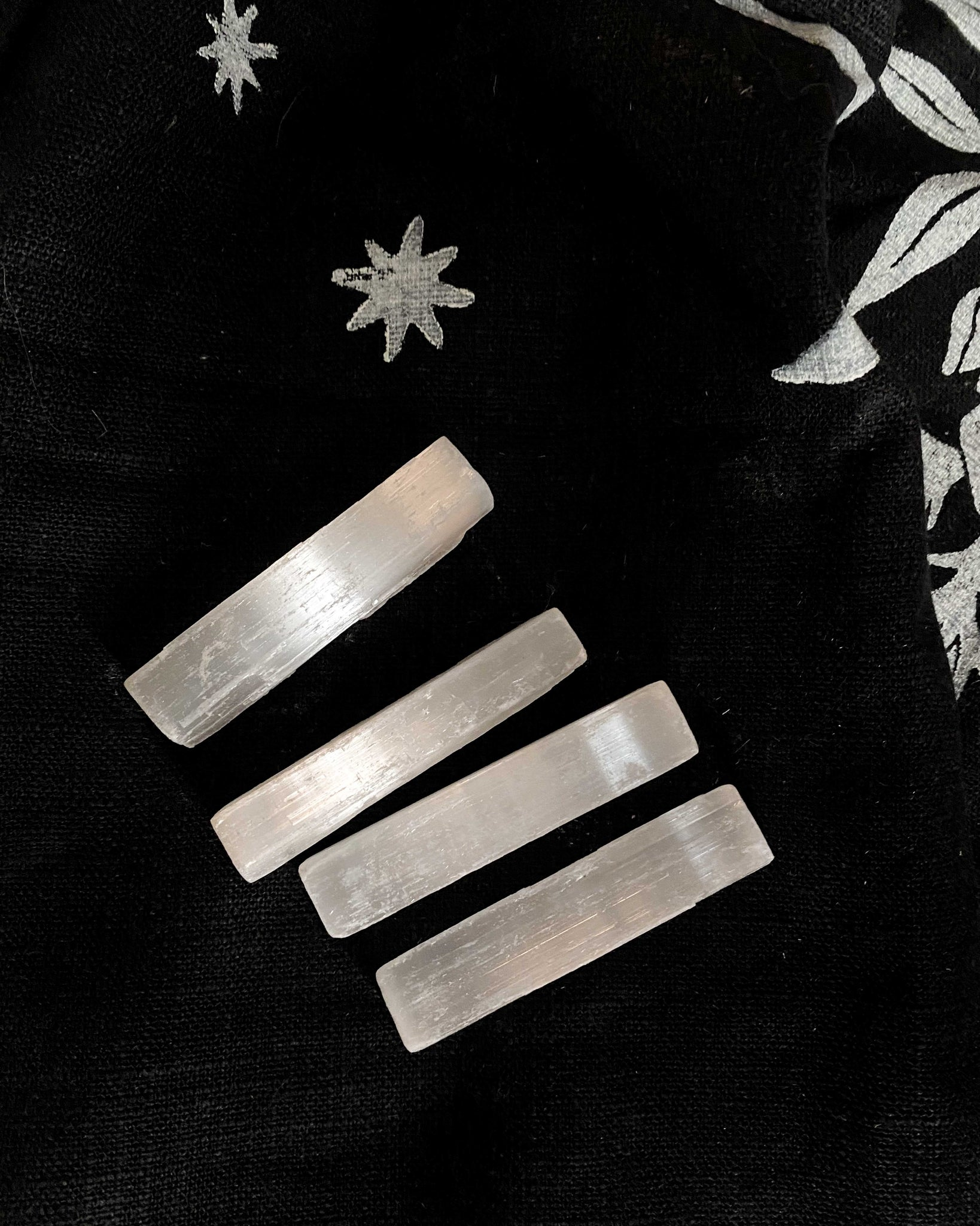 Small Selenite Rods