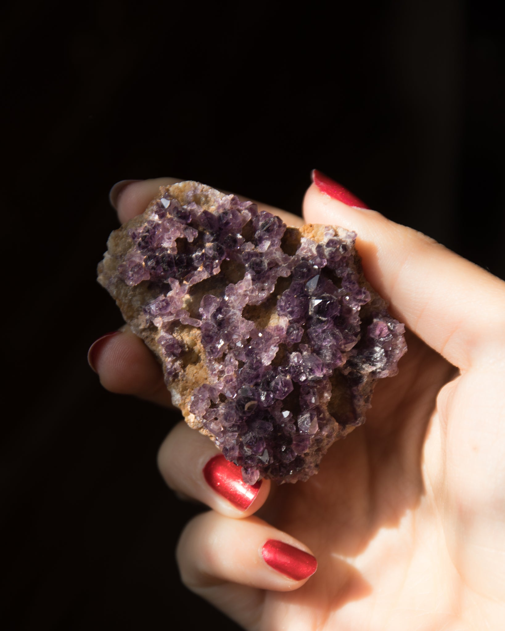 Turkish Amethyst A