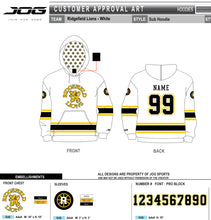 Custom Sublimated Team Hoodie