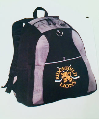 Custom lions Backpack