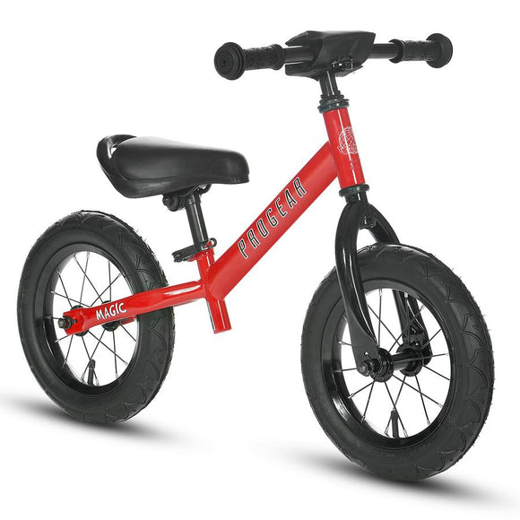 BALANCE BIKE PROGEAR 12INCH RED
