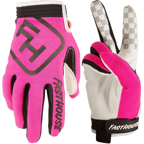 GLOVE FASTHOUSE SPEED STYLE PINK ASSORT