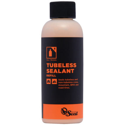 SEALANT ORANGE TUBELESS 8oz
