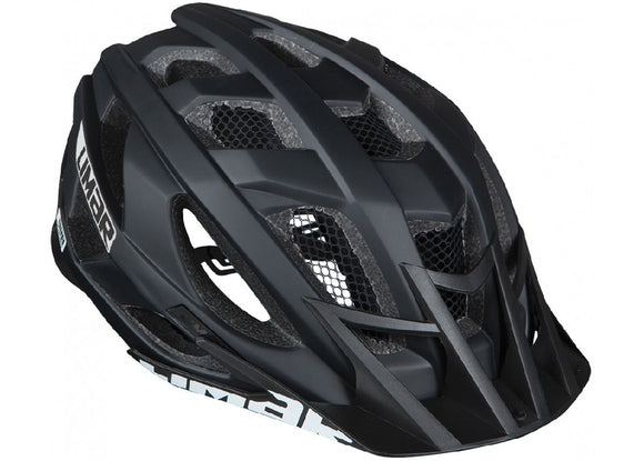 HELMET LIMAR MATT BLACK MEDIUM