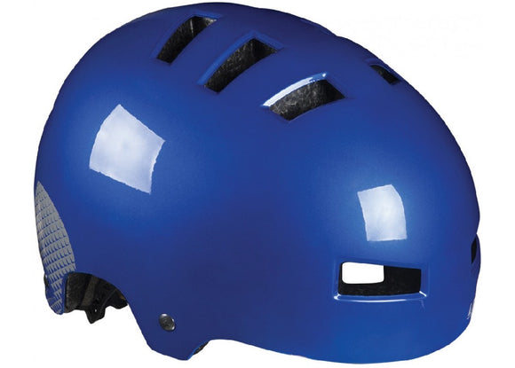 HELMET LIMAR 360° BLUE METAL MEDIUM