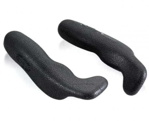 BAR END TRANZ-X RUBBER-ALLOY