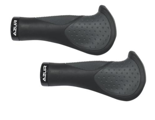 GRIP AZUR ERGO BLACK GREY