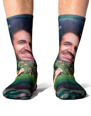 Action Man Socks