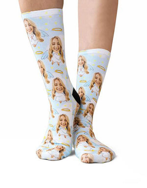 Angel Me Socks