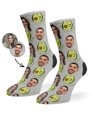 Avocuddle Socks