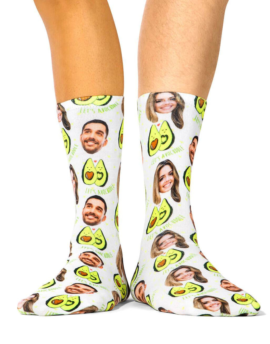 Avocuddle Socks Set