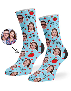 Head To-Ma-Toes Socks