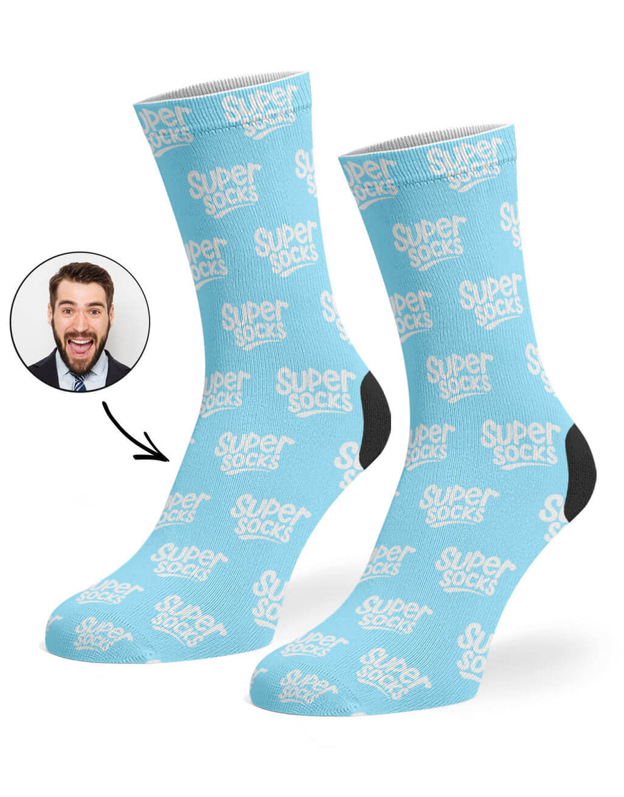 Your Logo Socks