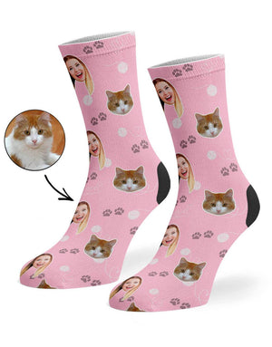 Cat & Owner Socks