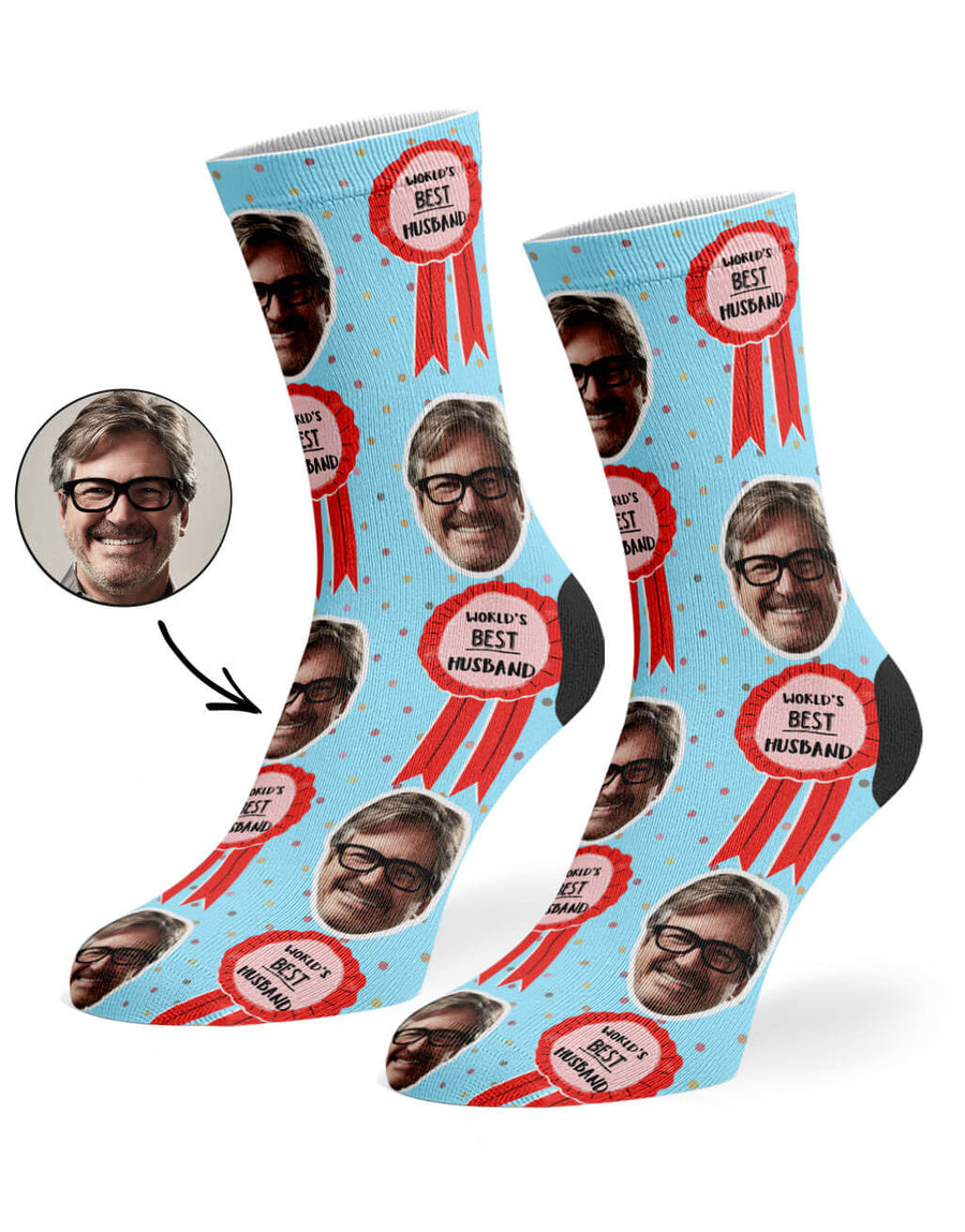 World's Best Husband Socks