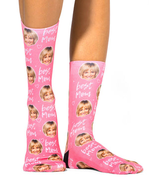Best Mom Mothers Day Socks