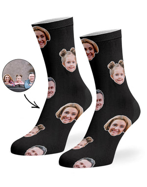 Family Face Socks