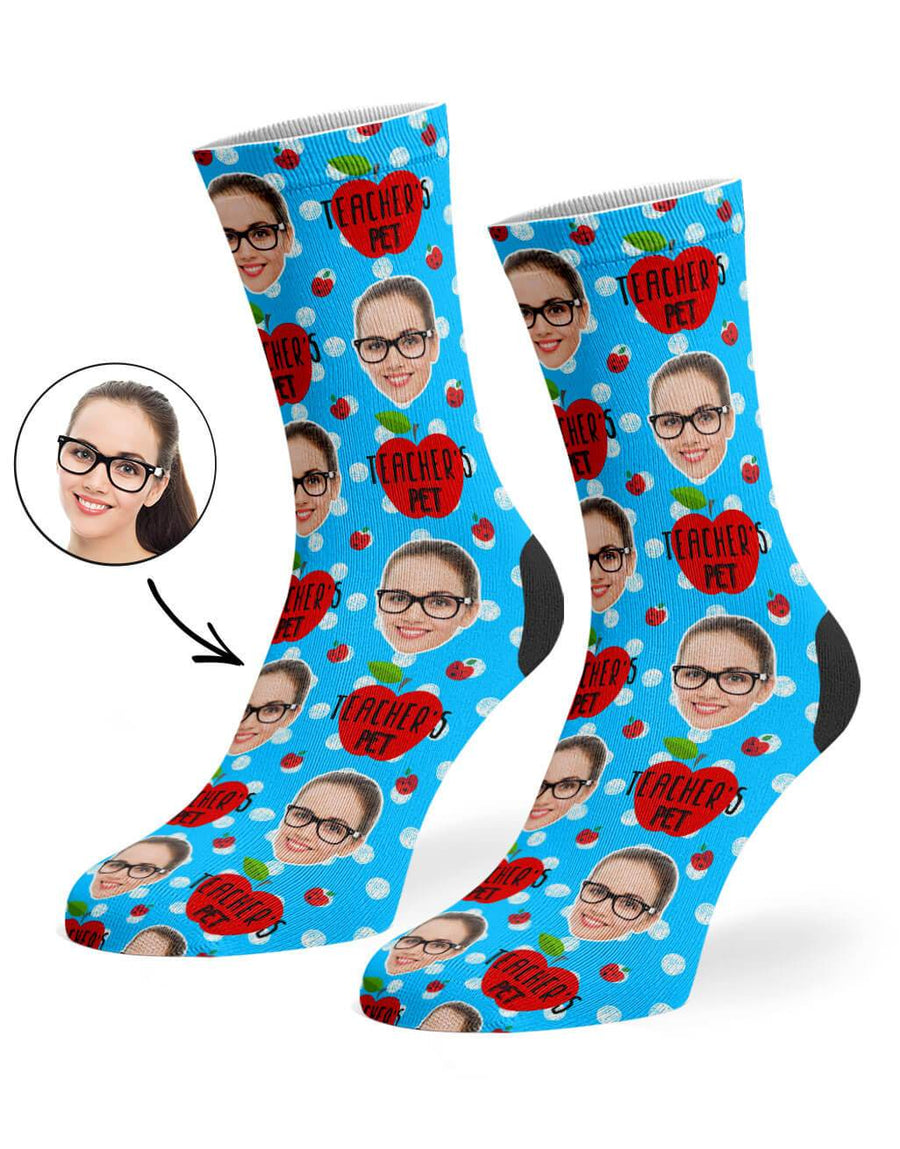 Teacher's Pet Socks