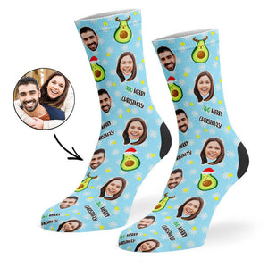 Avo Merry Christmas Socks