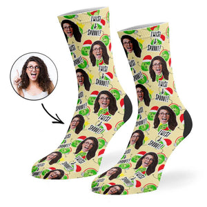 Twist & Sprout Socks