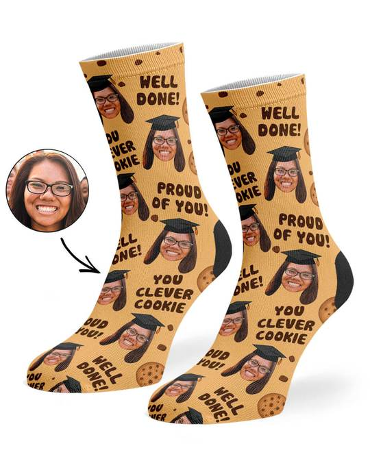 Clever Cookie Socks
