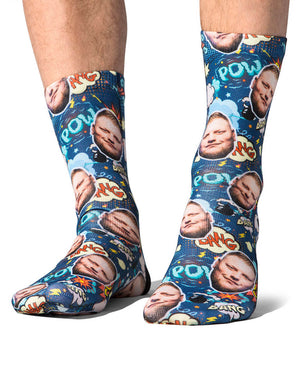 Comic Socks