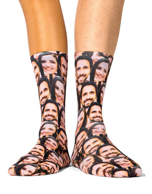 Face Mash Socks Set