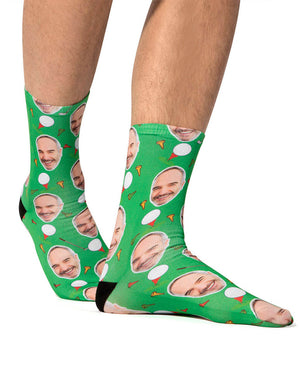 Golf Mad Socks