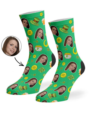 Lucky Irish Socks