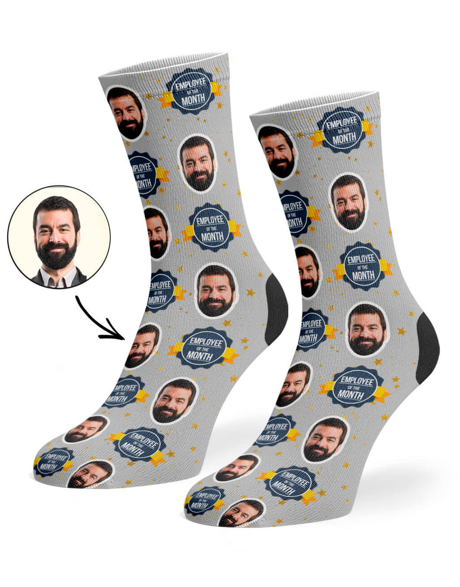 Employee Of The Month Socks