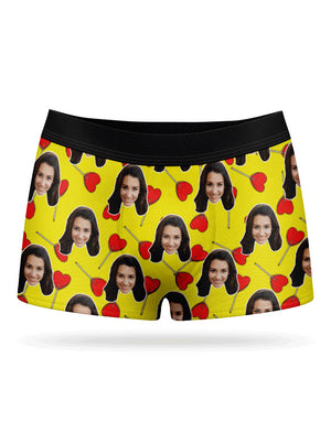 Heart Lollipops Boxers