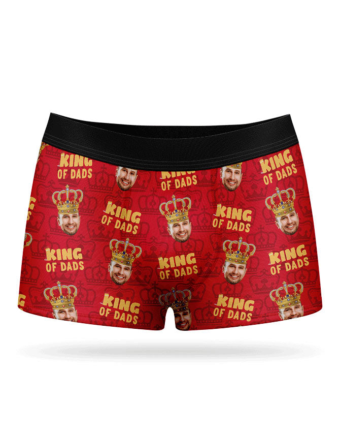 King Of Dads Boxers