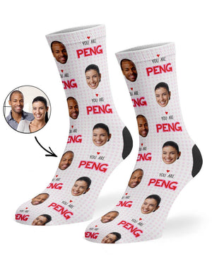 You Are Peng Socks