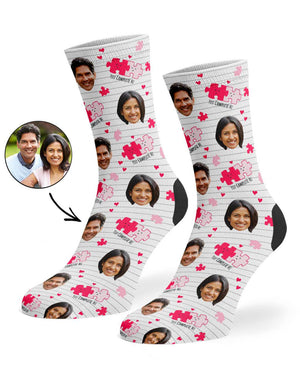 You Complete Me Socks