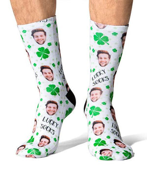 Lucky Face Socks