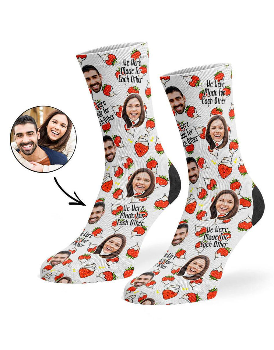 Made For Each Other Socks