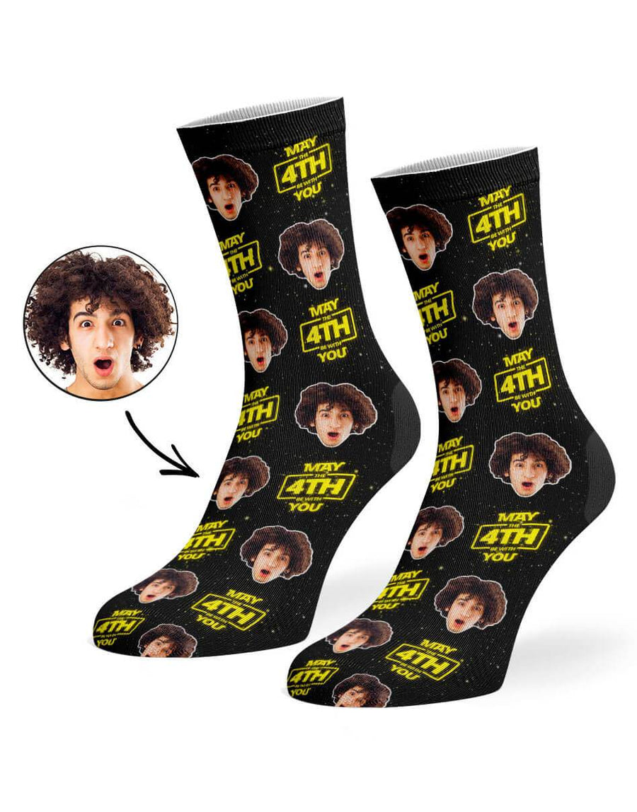 May The 4th Socks