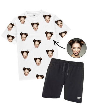 Mens Face PJs