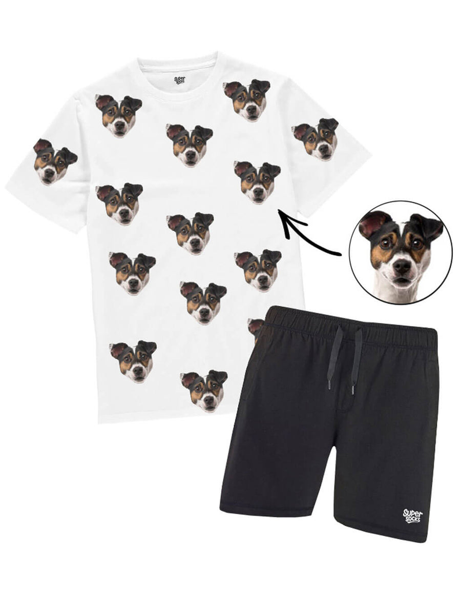 Mens Your Dog PJs