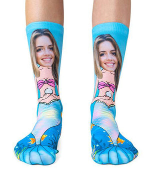 Mermaid Me Socks