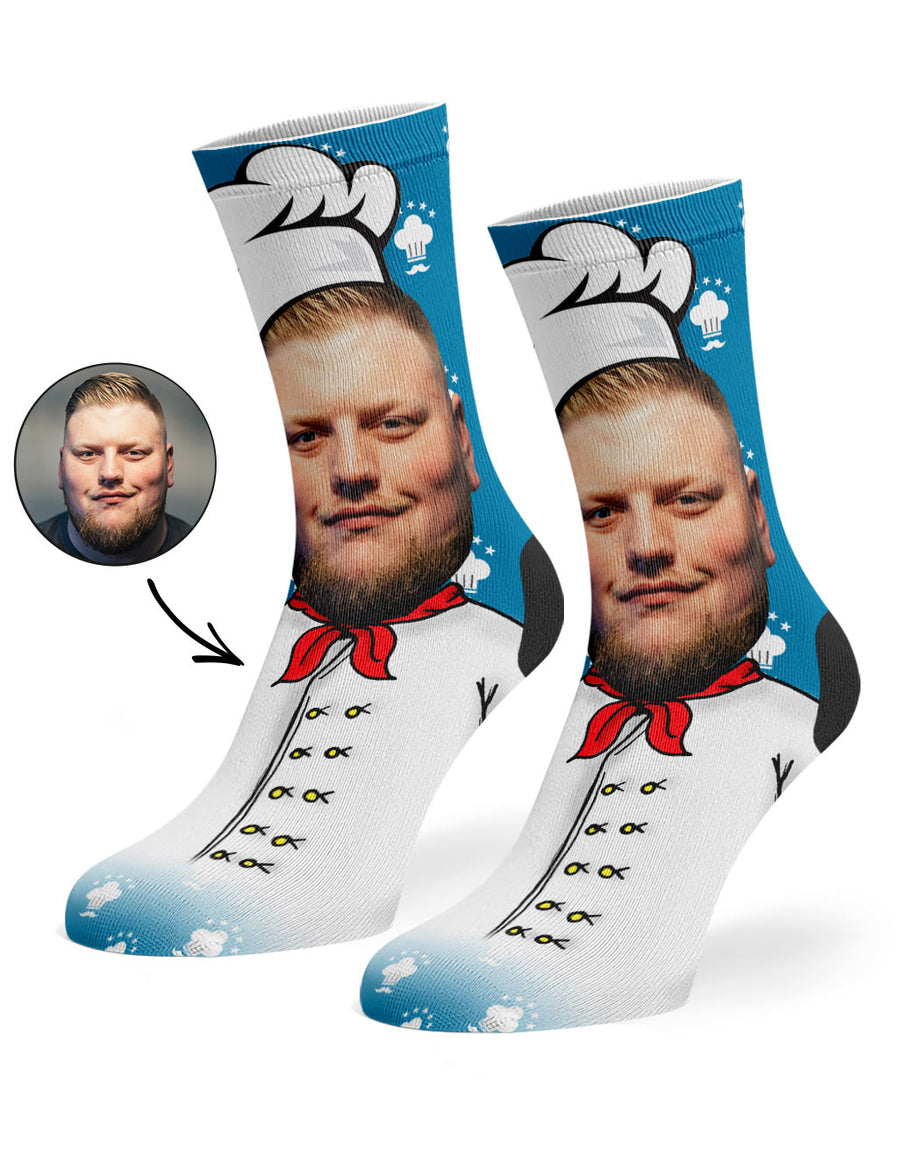 Chef Me Socks